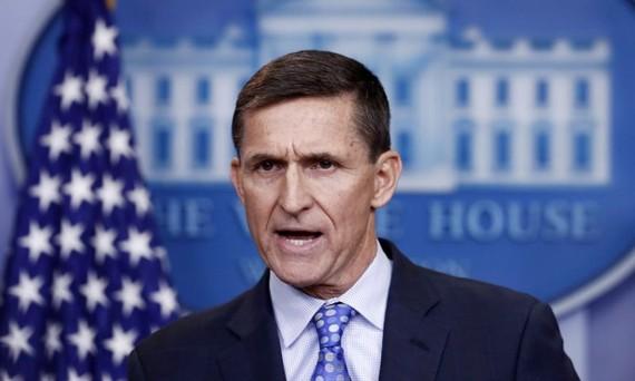 Trung tướng Michael Flynn. https://www.soundofhope.org/