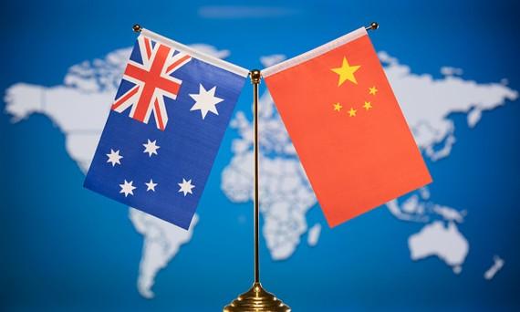 Không chỉ lúa mạch, Trung Quốc đã thực hiện áp thuế lên hàng loạt mặt hàng khác của Úc như rượu và khoáng sản. Nguồn ảnh: VCG
