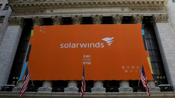 The investors said they 'were not aware of this potential cyber attack at SolarWinds prior to entering into a private placement' © REUTERS