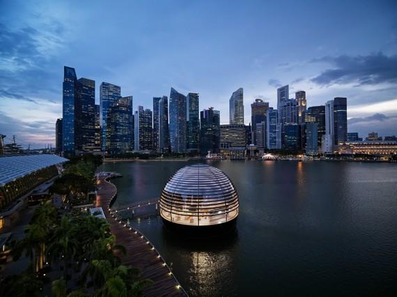 Apple Store ở Marina Bay Sands, Singapore