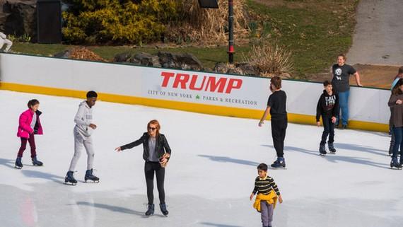 Sân golf do tập đoàn Trump Organization quản lý, vận hành theo hợp đồng ký kết với chính quyền thành phố New York tại công viên Central Park ở New York, bang New York, Mỹ - Ảnh: NBC