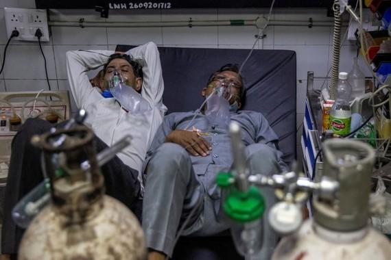 Hệ thống y tế Ấn Độ đã quá tải.