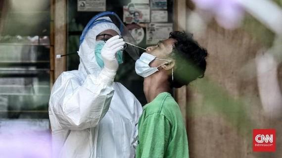 Chuyên gia Indonesia cảnh báo mối nguy từ biến thể Kappa. (Nguồn: CNN Indonesia).