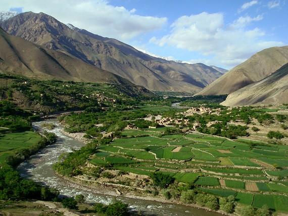 Thung lũng Panjshir