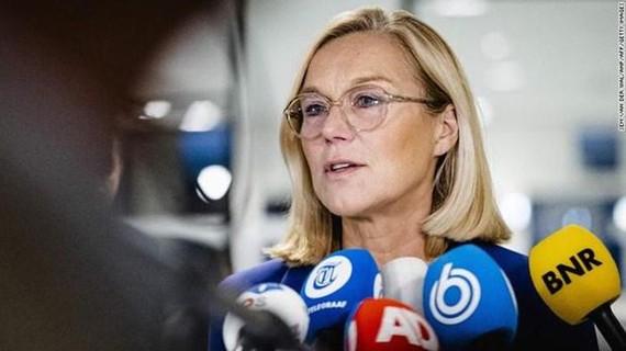 Ngoại trưởng Hà Lan Sigrid Kaag. (Nguồn: CNN)