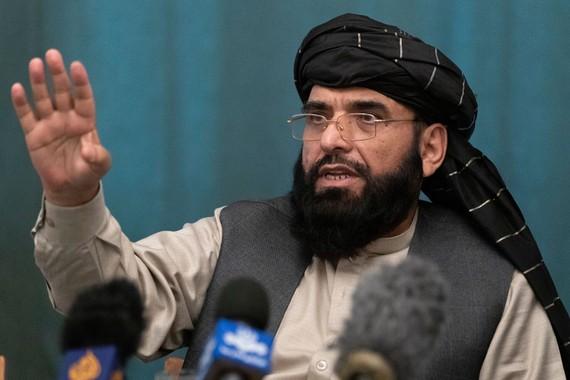 Suhail Shaheen từng là phát ngôn viên và nhà đàm phán của Taliban.