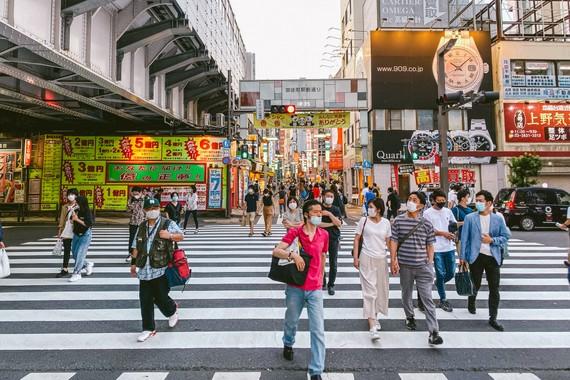 Thành phố Tokyo, Nhật Bản