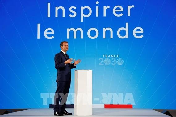 """Pháp công bố kế hoạch 30 tỉ euro cho """"Nước Pháp 2030"""""""