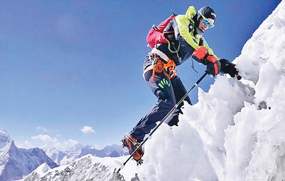 """""""Thợ máy Thụy Sĩ"""" chết khi leo núi"""
