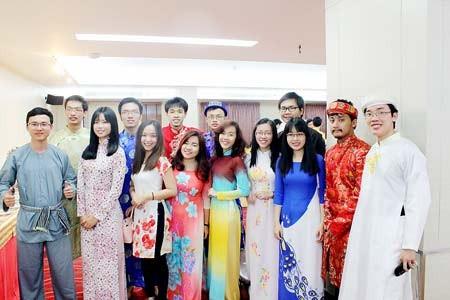 Nhiều sinh viên Việt Nam trưởng thành hơn sau khi tham gia chương trình SCG - Thực tập sinh quốc tế
