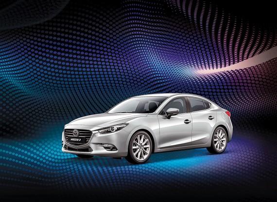 G-Vectoring Control:  Công nghệ đột phá trên Mazda3-2017