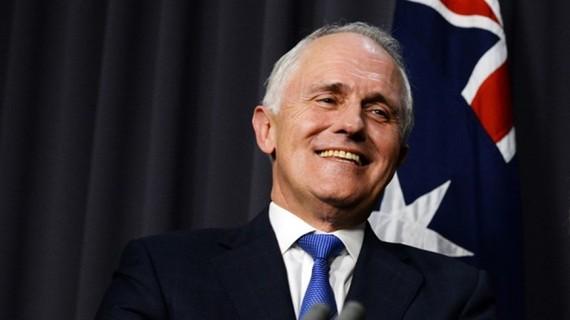 Thủ tướng Australia, Malcolm Turnbull. (Nguồn: ABC)
