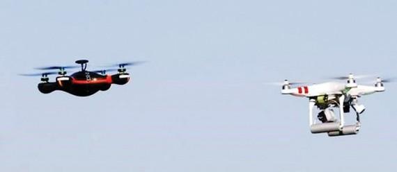 Kỷ lục mới về đội hình thiết bị bay không người lái