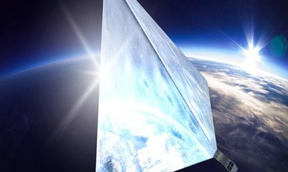 Thiết kế của vệ tinh Mayak. Ảnh: Boomstarter.