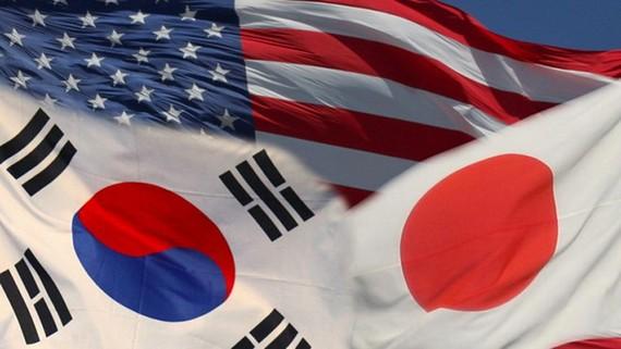 Mỹ, Hàn Quốc và Nhật Bản  gia tăng sức ép với Triều Tiên. (Nguồn: Wilson Center)