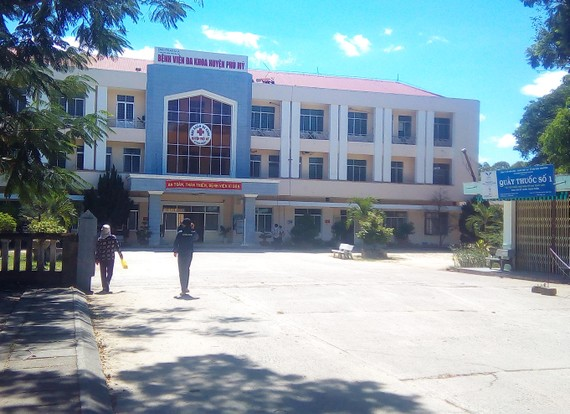 Bệnh viện Đa khoa Phù Mỹ - Trung tâm Y tế Phù Mỹ (Bình Định)