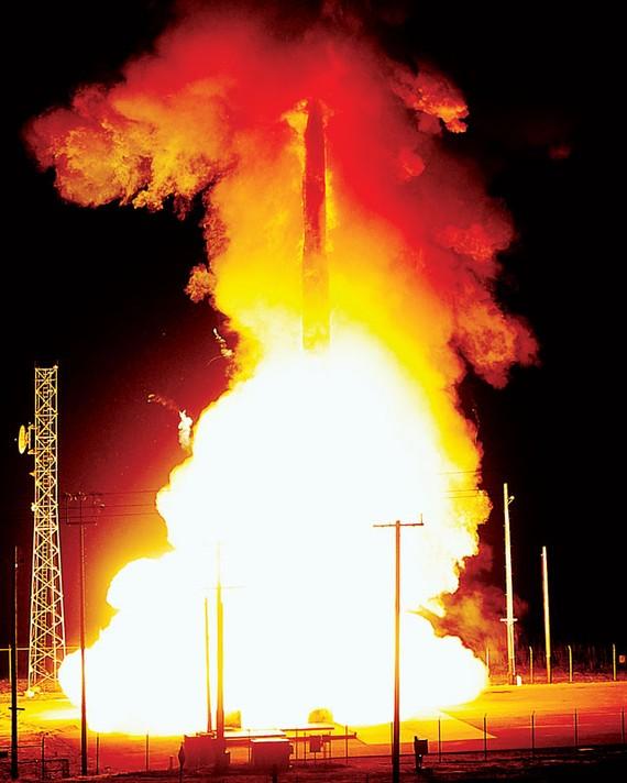 Tên lửa đạn đạo Minuteman III