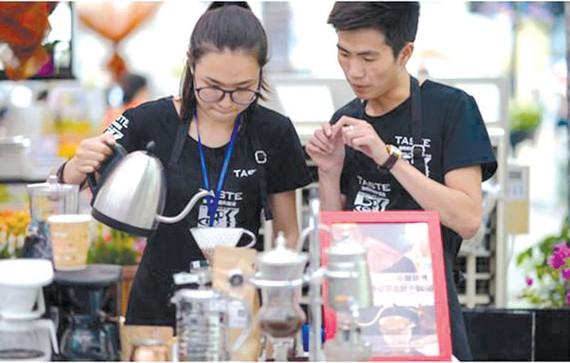 Sàn giao dịch cà phê lớn nhất Trung Quốc