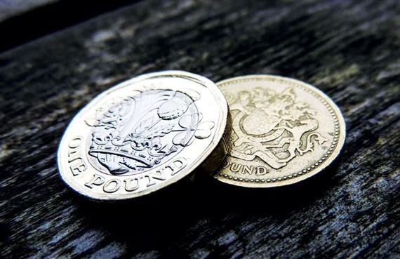 Anh chính thức dùng đồng xu 1 bảng mới