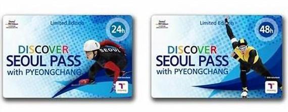 Thẻ đặc biệt cho du khách đến  Thế vận hội mùa đông