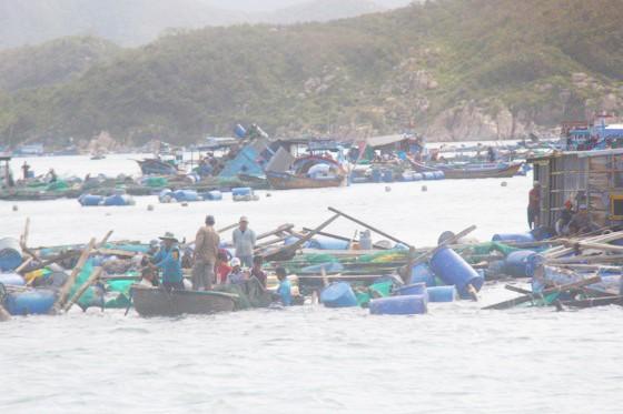 Khánh Hòa bị thiệt hại hơn 13.500 tỷ đồng do bão số 12