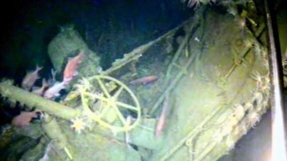 Tìm thấy tàu ngầm sau 103 năm