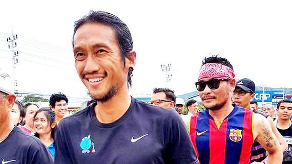 Chạy marathon kiếm hơn 30 triệu USD làm từ thiện