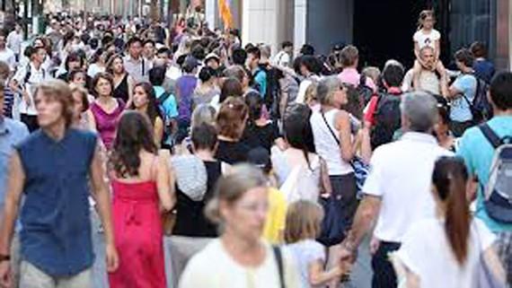Dự báo về dân số Mỹ trong năm mới