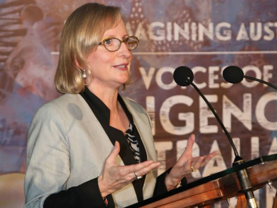 Đại sứ Australia tại Philippines Amanda Gorely. (Nguồn: ĐSQ Australia tại Philippines)
