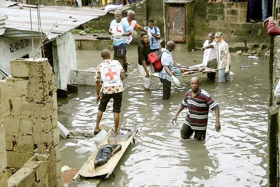 Sẽ có thêm hàng triệu người đối mặt với lũ lụt