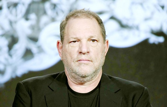Harvey Weinstein bị tấn công