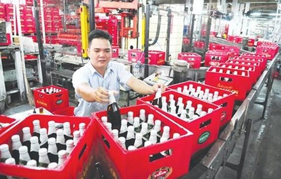 Sabeco đạt sản lượng 1,72 tỷ lít bia/năm
