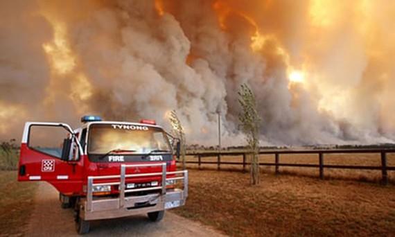 Australia: Lượng khí thải gây hiệu ứng nhà kính tăng