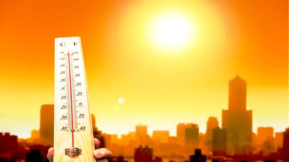 2017 là năm nóng kỷ lục thứ 2