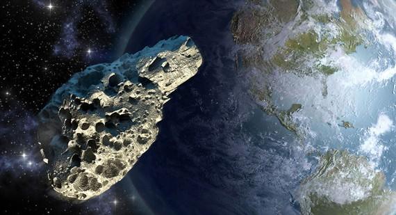 Tiểu hành tinh tiến đến gần Trái đất