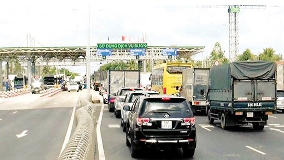 Nhiều dự án BOT giao thông đều vay vốn ngân hàng
