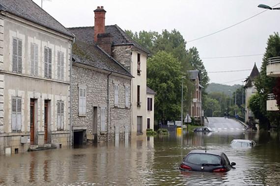 Châu Âu thiệt hại 19 tỷ USD vì lũ lụt