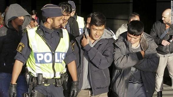 Thế hệ thứ hai không sắc tộc ở Thụy Điển  luôn là mục tiêu tuyển dụng của IS