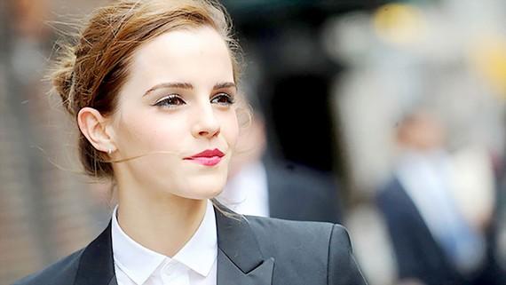 Emma Watson gây quỹ chống nạn quấy rối tình dục