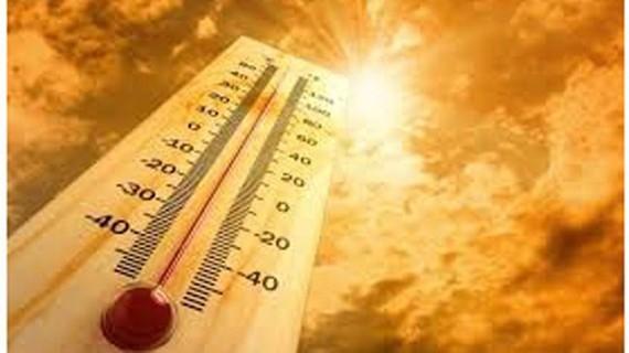 TPHCM và nhiều nơi nắng nóng 38°C