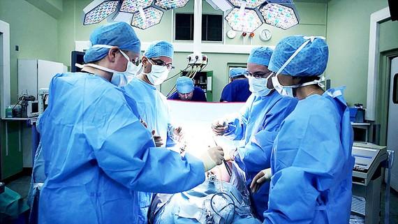 Anh đẩy mạnh trí tuệ nhân tạo trong lĩnh vực y tế
