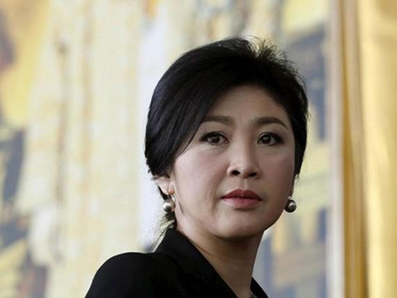 Cựu Thủ tướng Thái Lan Yingluck Shinawatra. (Nguồn: Reuters)