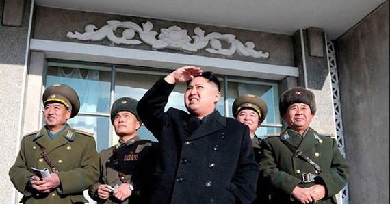 Lãnh đạo Triều Tiên Kim Jong Un (Ảnh: KCNA)