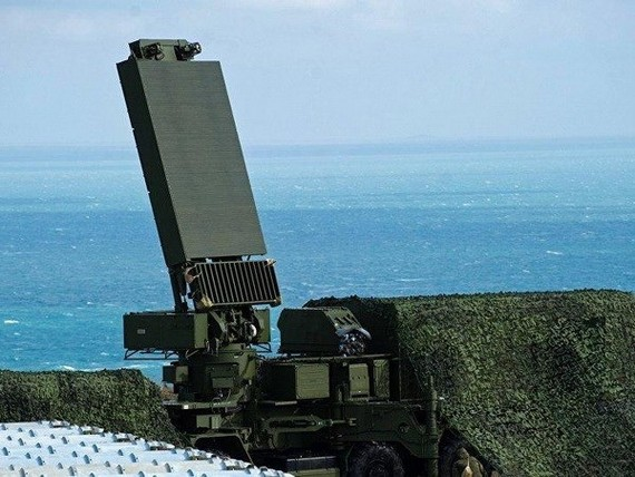 Hệ thống tên lửa phòng không S-500. (Nguồn: hurriyetdailynews)