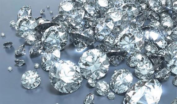 Trái đất có trữ lượng lớn kim cương