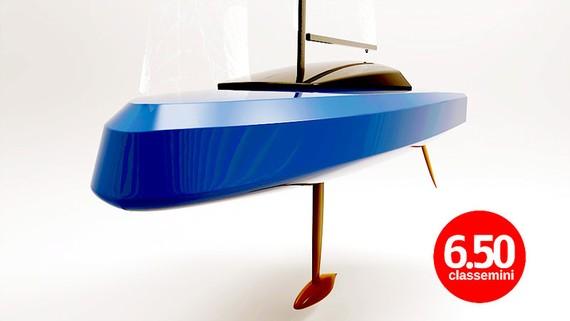 Chế tạo thuyền từ công nghệ in 3D, vượt Đại Tây Dương