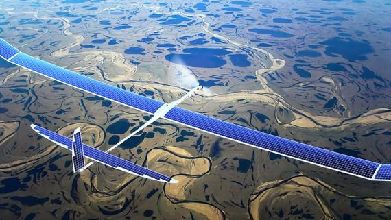 Máy bay năng lượng Mặt trời lập kỷ lục mới