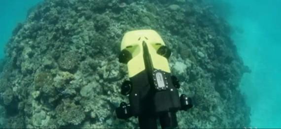 Australia sử dụng robot bảo vệ rạn san hô