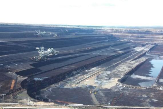 Australia tham vọng chế than nâu thành khí hydro