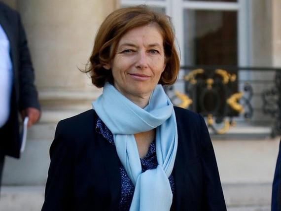 Bộ trưởng Quốc phòng Pháp Florence Parly. (Nguồn: Reuters)